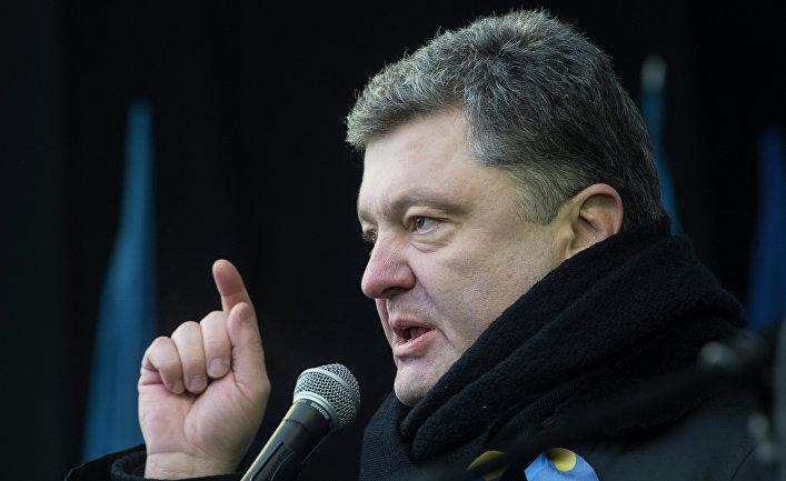 """Украинский бизнесмен, владелец группы """"Рошен"""" Петр Порошенко. Архивное фото"""