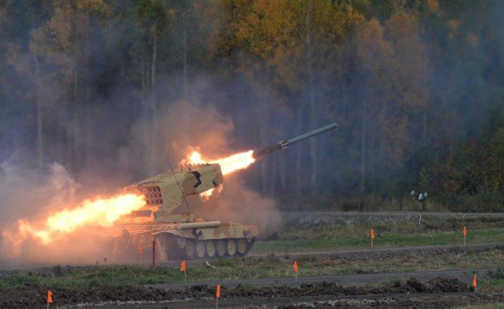 Открытие 10-й международной выставки Russia Arms Expo