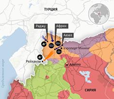 Турецкая военная операция в Сирии