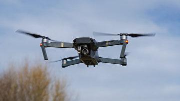 Беспилотный летательный аппарат DJI Mavic Pro