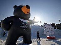 Талисманы зимних Олимпийских игр 2018 и зимних Паралимпийских игр 2018 в Пхенчхане