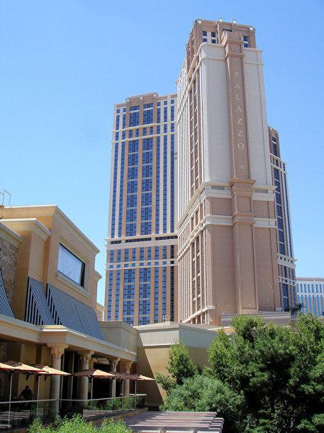 отель Palazzo в Лас-Вегасе