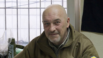 Заместителем министра по вопросам временно оккупированных территорий и внутренне перемещенных лиц Украины Георгий Тука