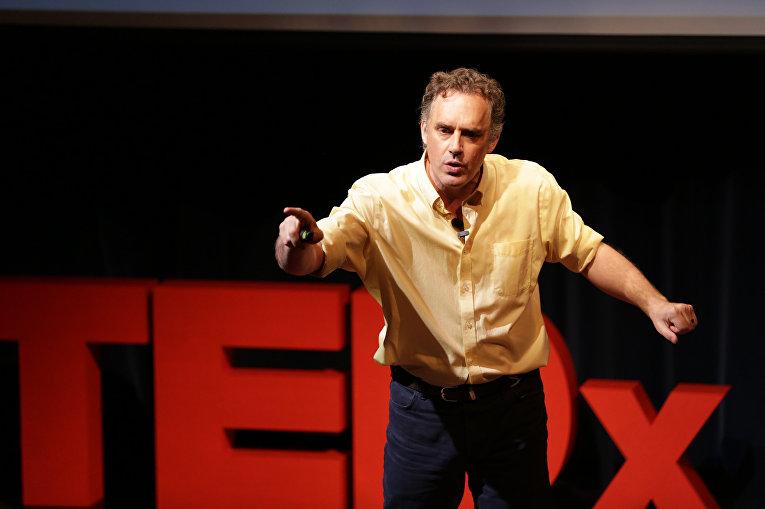 Американский психолог Джордан Петерсон