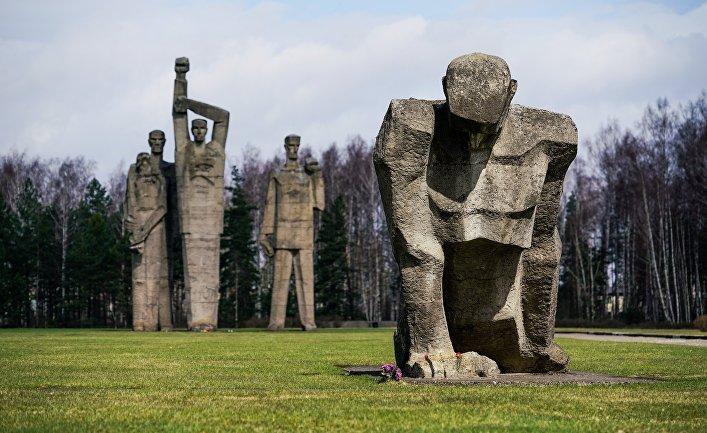 Стойкость и отвага: как советская армия спасала заключенных в Латвии