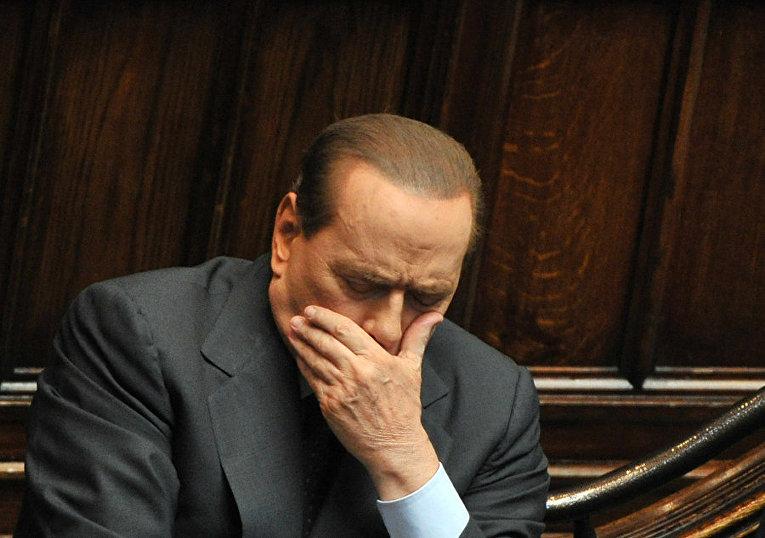 Премьер-министр Италии Сильвио Берлускони