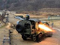 Противотанковая ракетная система «Спайк» в Южной Корее