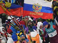 Олимпиада 2018. Лыжные гонки. Мужчины. Спринт