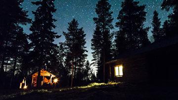 Коттедж в Тахко, Финляндия