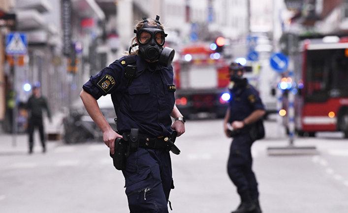 Гей полицейские в коже