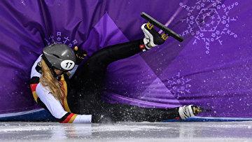 Олимпиада 2018. Шорт-трек. Четвертый день