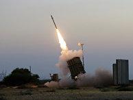 """Израильская система ПВО """"Железный купол"""""""