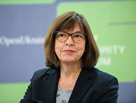 Депутат Европарламента Ребекка Хармс