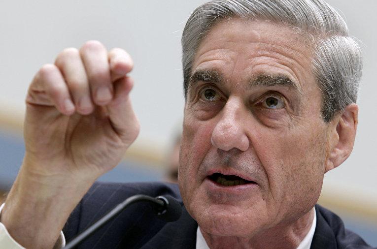 Спецпрокурор по российскому расследованию Роберт Мюллер