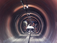 Испытания Hyperloop