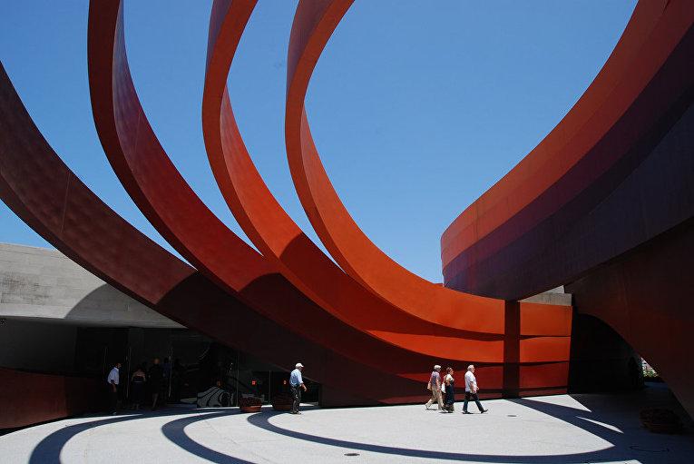 Музей дизайна в Холоне, Израиль