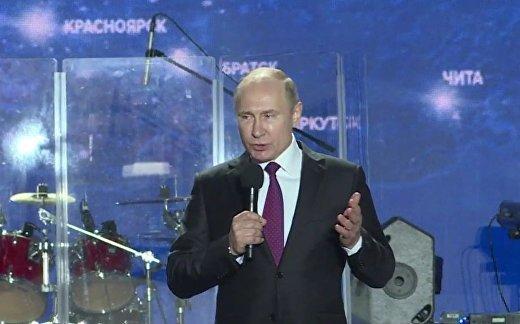 Крым показал, что  такое демократия