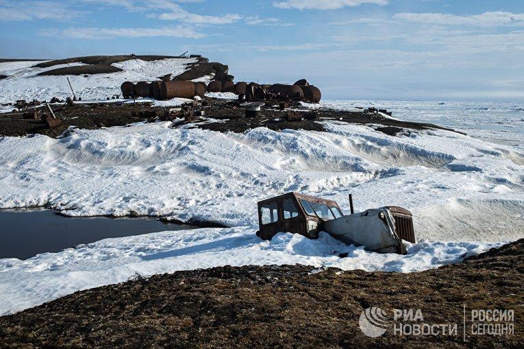 """Арктическая экспедиция """"Кара-зима 2015"""""""
