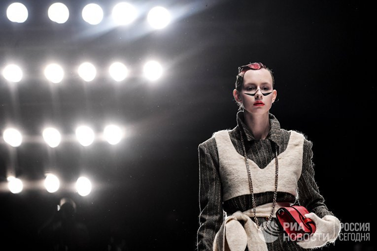 Mercedes-Benz Fashion Week Russia. День пятый