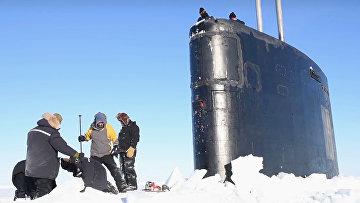 США бросают вызов России в Арктике