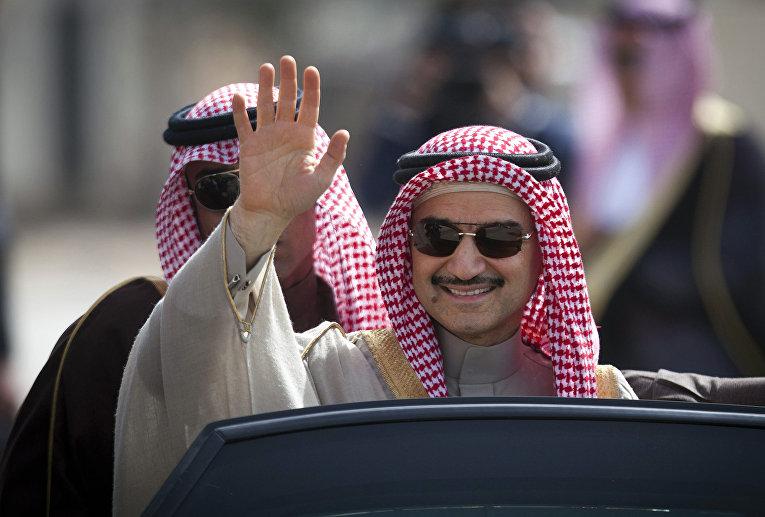 Принц Аль-Валид ибн Талал Аль Сауд