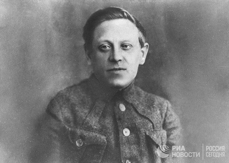 Симон Петлюра, главный атаман войск УНР