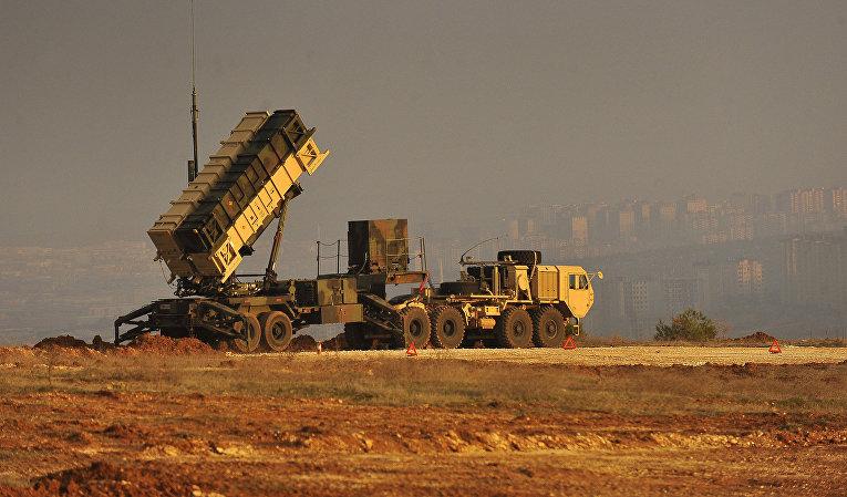 Зенитно-ракетный комплекс Patriot