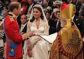 Венчание принца Уильяма и Кейт Миддлтон