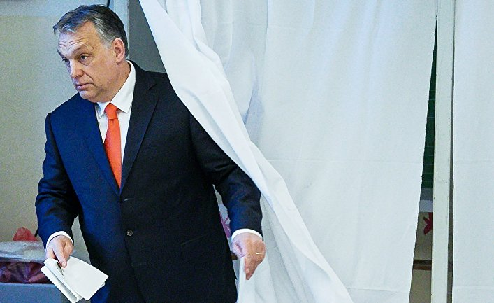 Парламентские выборы в Венгрии