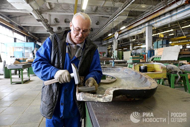 Мастер прессовочно-кузовного участка на АМО ЗИЛ в Москве