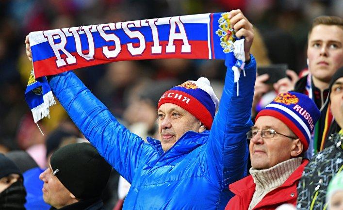 Футбол. Товарищеский матч. Россия - Бразилия