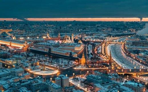 Замороженная слава Москвы