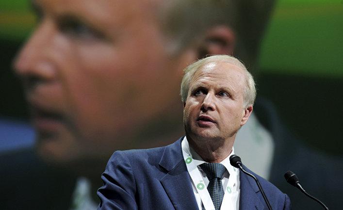 Президент и главный управляющий директор «НК-BP» Роберт Дадли
