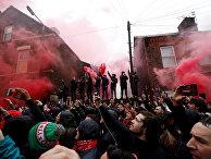 24 апреля 2018. Лига Чемпионов: «Ливерпуль» против «Ромы»