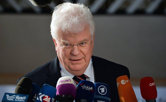 """Конференция """"Поддержка будущего Сирии и региона"""" в Брюсселе"""