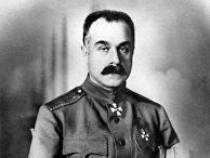 Войсковой Атаман Области Войска Донского, генерал от кавалерии Каледин Алексей Максимович