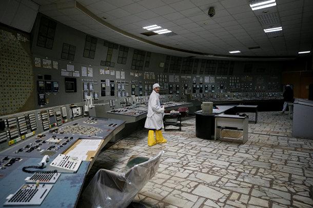 Внутри Чернобыля