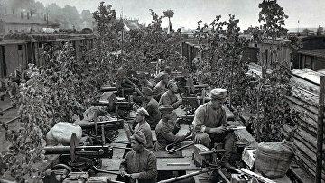 Бронепоезд «Орлик». Пензенская группировка чехословаков, 1918