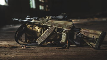 Новый автомат АК-12