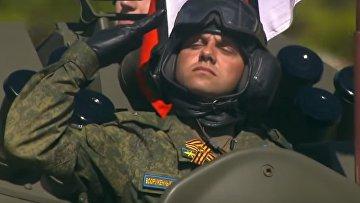 Парад Победы: что показала Россия