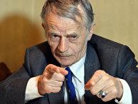 Украинский политик Мустафа Джемилев