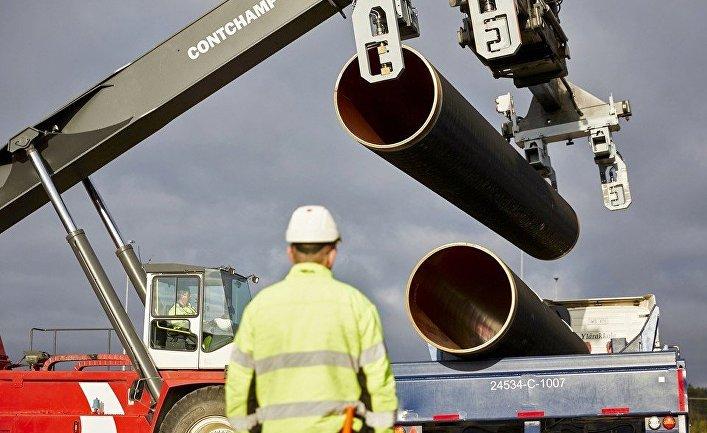 """Трубы для строительства газопровода """"Северный поток - 2"""""""