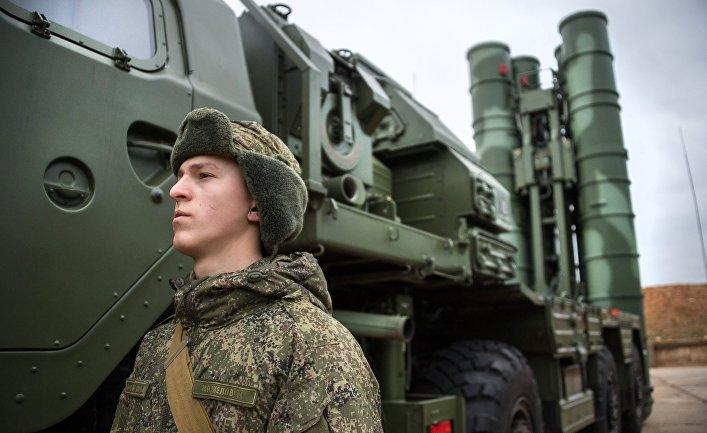 """Комплекс ПВО С-400 """"Триумф"""""""