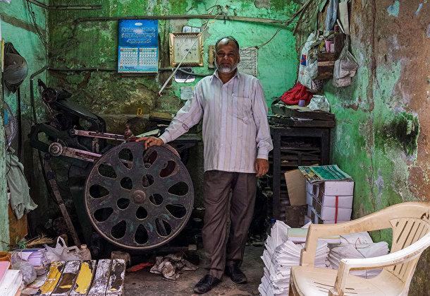 50-летний Сайед Ахмед