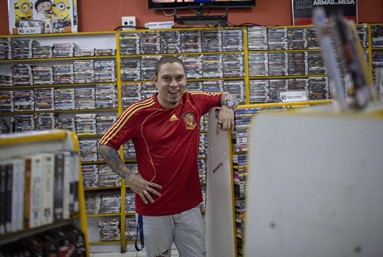 36-летний Марио Олаво Кампанья