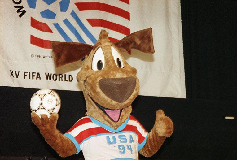 Талисман чемпионата мира по футболу