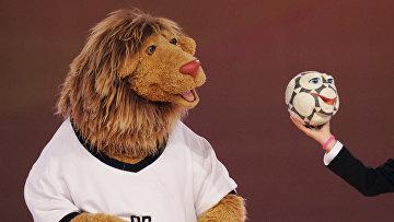 Талисманы чемпионата мира по футболу