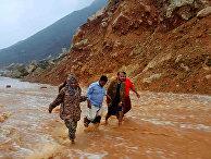 Последствия тропического циклона Мекуну в Йемене