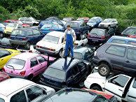 Прием и утилизации поддержанных машин в городе Киль