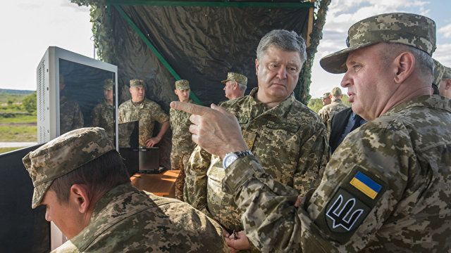 Генерал Виктор Муженко: план Новороссия еще жив, под угрозой несколько регионов Украины (Апостроф, Украина)